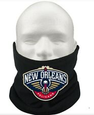 New Orleans Pelicans Basketball Gift Thermal Fleece Scarf Snood Neck Warmer