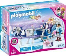 PLAYMOBIL ® 9474 Couple Royal et Calèche / Neuf - New - nuevo