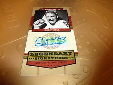 Bobby Hull Autographed Card 2013 East Coast JSA Auction Certified