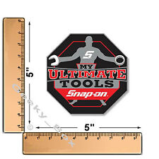 Snap On Tools My Ultimate Tools Toolbox Decal Sticker
