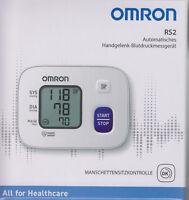 OMRON RS 2 - neues Modell - Handgelenk-Blutdruckmessgerät - neu & OVP v. med. FH