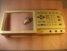 Hp Agilent 1631D Logic Analyzer Faceplate Face W/ 01630-66530 Keyboard