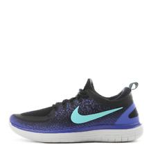 Nike WMNS Free RN Run Distance 2 Women's Running Shoes Size 8.5 US Black