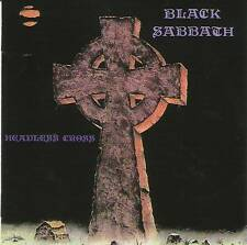 BLACK SABBATH - HEADLESS CROSS RARE CD Jewel Case+GIFT Ozzy Osbourne Tony Iommi