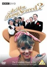 Are You Being Served? - The Complete Ninth Series DVD 1983 by Mollie Sugden