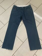 Polo By Ralph Lauren Blue Cotton Trousers Size W38 L32