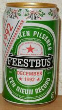 HEINEKEN FEESTBUS 1992 Beer can from HOLLAND (33cl)