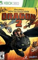 How to Train Your Dragon 2 Xbox 360 Game Disc Only For Kids