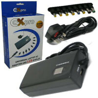 Ex-Pro 90w LCD Universal Notebook Laptop Charger  power supply AC adapter Liteon