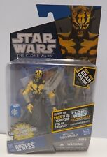 STAR WARS SAVAGE OPRESS THE CLONE WARS ACTION FIGURE SEALED CW55