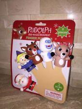 Rudolf el reno de la nariz roja