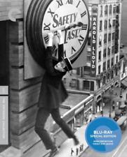 LLOYD,HAROLD-Safety Last  Blu-Ray NEW