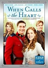 When Calls the Heart: The Television Movie Collection Year Two [New DVD] Wides