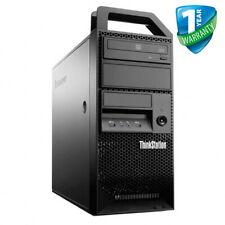 Lenovo ThinkStation E31 Mini Tower Xeon E3-1280 v2 4GB RAM 180GB SSD Nvidia Q600