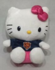 "Hello Kitty By Sanrio Forever Collectibles Lion NFL Shirt 8"". T7"
