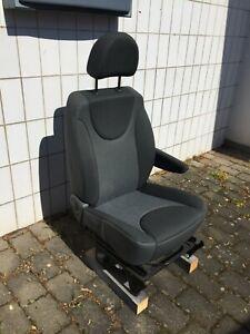 Fiat Scudo Beifahrersitz  Peugeot Expert Citroen Jumpy  Armlehne Sitz Neuwertig
