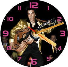 ELVIS PRESLEY - CD CLOCK '50s GOLD