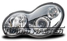 Fari Anteriori Trasparenti Mercedes Classe C Sportcoupè Sportcoupe CL 203 00->04