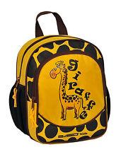 Rucksack Giraffe Kinderrucksack Tiermotiv Kindergarten 20-309d