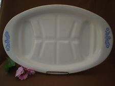 Corning Ware Dishes Cornflower Blue Serving Tray
