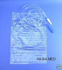 10 Urinbeutel 2000ml Urin- Auffang- Beutel Sekretbeutel