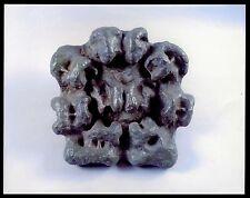 Lost Wax Cast Bronze Receptual Art 1, Abstract Sculpture Kristin H. Eyfells
