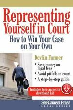 Representing Yourself in Court (US): How to Win Your Case on Your Own (Legal Ser