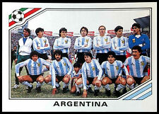 Argentina #169 World Cup Story Panini Sticker (C350)