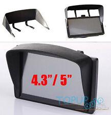"5"" inch GPS Sun Shade Visor for Garmin nuvi 2450 2460LT 2460LMT 2595LMT 2555LMT"