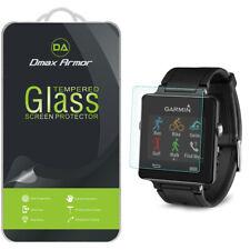Dmax Armor Tempered Glass Screen Protector for Garmin Vivoactive