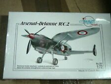 Arsenal- Delane10 C.2 Armee Del Aire  WW II 2-seat Fighter Planet Resins 1/72 *