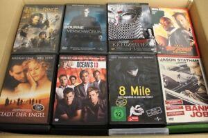 11,55 KG DVDs Kino-Filme TV Serien Staffeln Sammlung (Deutsche Sprache)