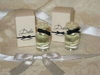 Dolce & Gabbana. Women's Mini Eau de Parfum. Lot of 2. New.