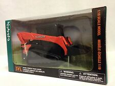 Kubota SVL90-2 Compact Tracked Loader 1:18 Scale By New Ray Toys Oranger
