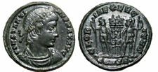 HIGH QUALITY COLLECTIBLE ROMAN COIN, CONSTANTINE I The Great, AE3 +++