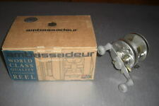 Ambassadeur Ultra Cast 4600 C3 free spool casting reel in box