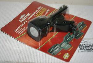 Vintage Hama Magnum 30 Uni - Video Light & Mounting Bracket