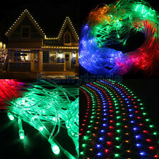 300-1200 LED Net Mesh Fairy String Light for Wedding Xmas Christmas Party