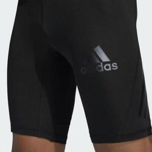 adidas Men's Alphaskin Climalite Shorts/Tights Sports Running/Fitness/Yoga/Gym