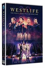 WESTLIFE THE TWENTY TOUR LIVE FROM CROKE PARK DVD (Released March 13th 2020)