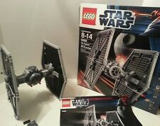 LEGO Star Wars #9492 Tie Fighter Used 97% Complete Instructions Box NO Minifigs