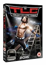 WWE TLC - Tables, Ladders and Chairs 2016 [DVD] *NEU* SOFORT LIEFERBAR