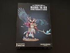 Warhammer 40k Magnus The Red Daemon Primarch BNiB