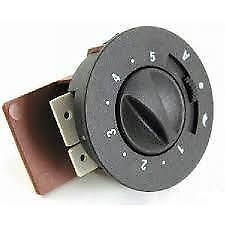 CARAVAN / MOTORHOME - Truma Heater Fan Control Switch – TEB2. – 40000-46000