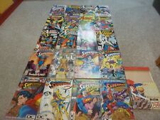 Lot 20 DC Comic Books from estate sale Superman rare Action Comics key issues?