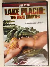 Lake Placid: The Final Chapter (Dvd, 2013, Unrated) (New)
