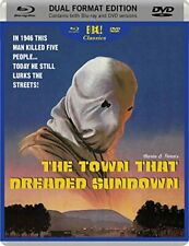 The Town That Dreaded Sundown (1976) Dual Format (DVD and Blu-ray)