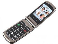 OLYMPIA STYLE Plus Noir personnes âgées confort Téléphone Portable avec