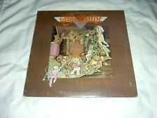 LP Aerosmith - Toys In The Attic 1975 Columbia ‎– PC 33479
