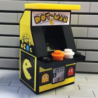Pac-Mon Arcade Machine Building Kit - B3 Customs